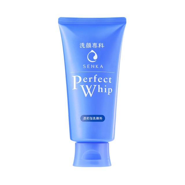 Best Cleanser For Skin: Senka Perfect Whip Foam Cleanser