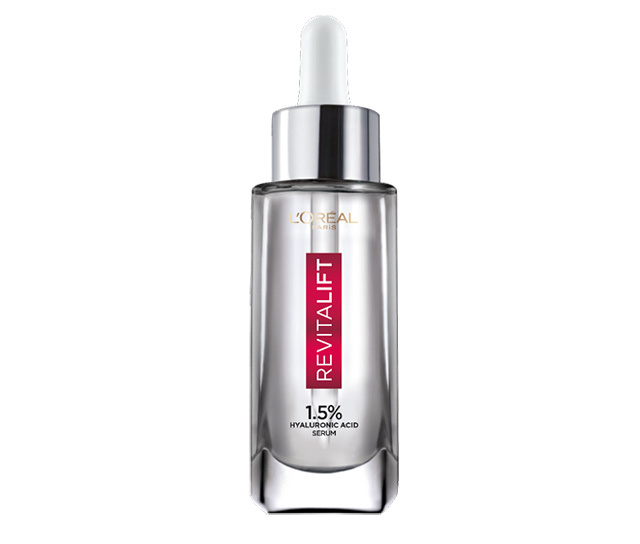 Best Hyaluronic Acid Serum: L'Oreal Paris Revitalift Hyaluronic Acid Serum