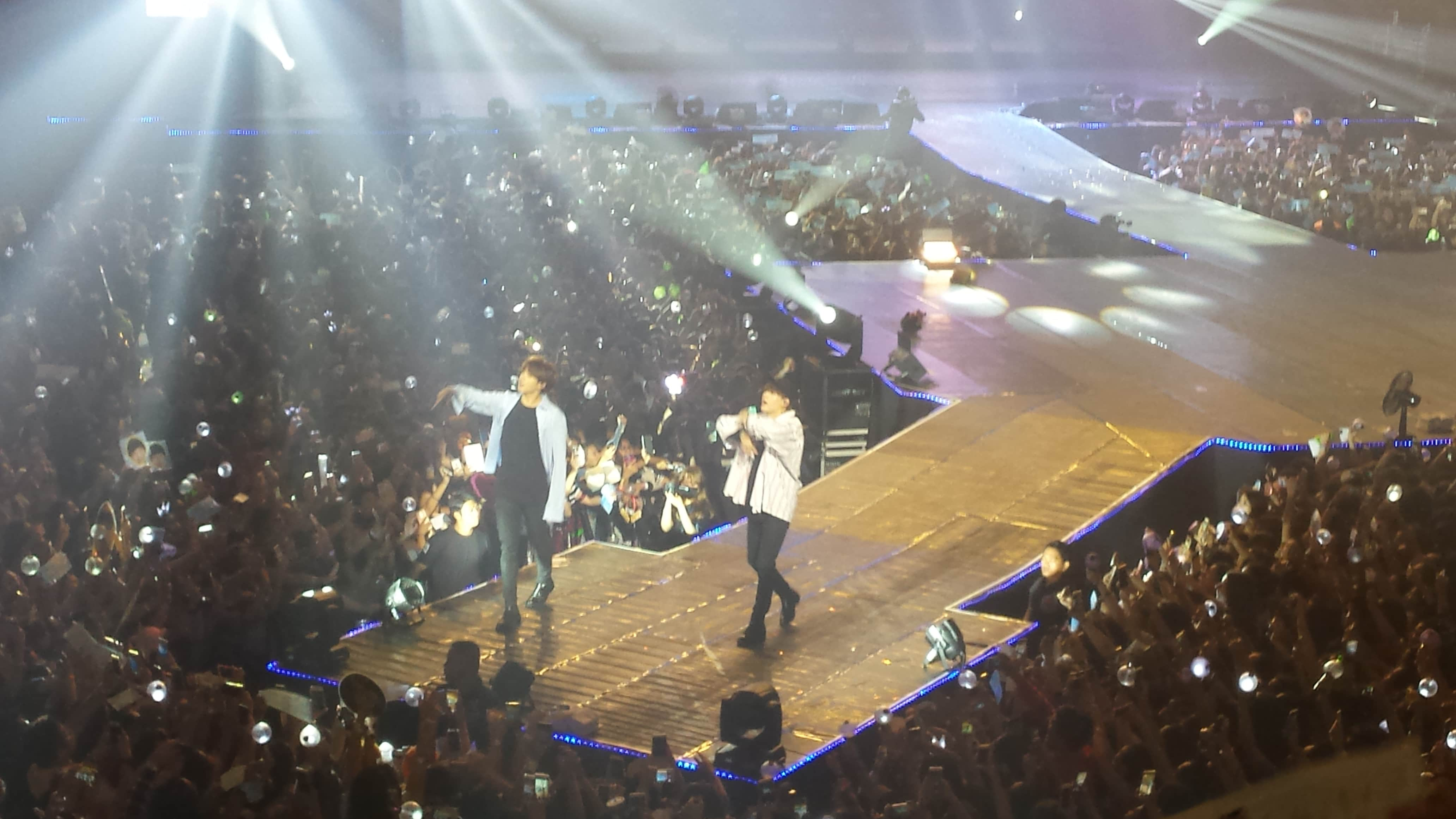 BTS The Wings Tour in Manila 2017 Experience