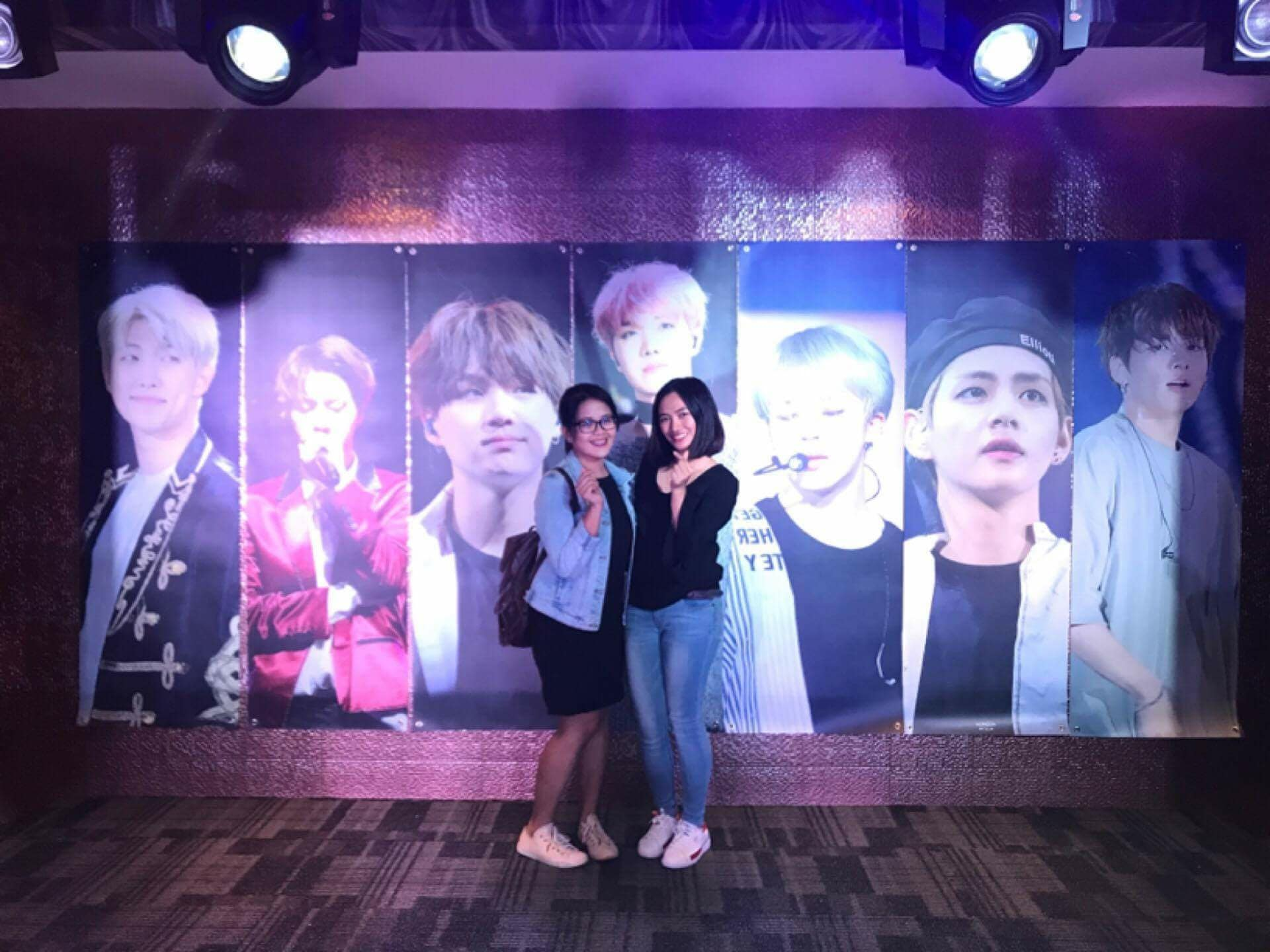 BTS' The Wings Tour In Manila 2017 experience