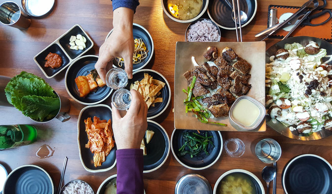 A guide to Korean dining