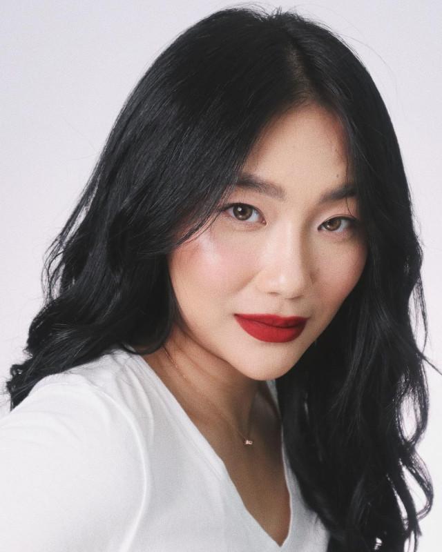 Raiza Contawi Red Lipstick