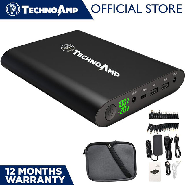 Techno Amp power bank