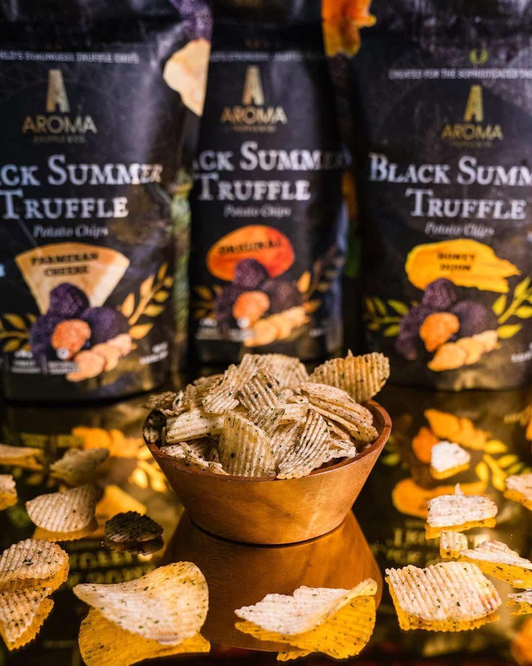 Aroma Truffle Philippines: truffle chips