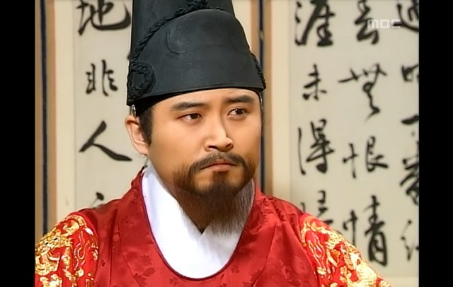 My Sassy Girl Movie Trivia - Im Ho also played the kin in Jewel in the Palace