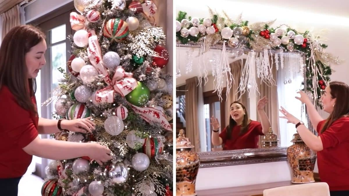 Marjorie Barretto Christmas house tour