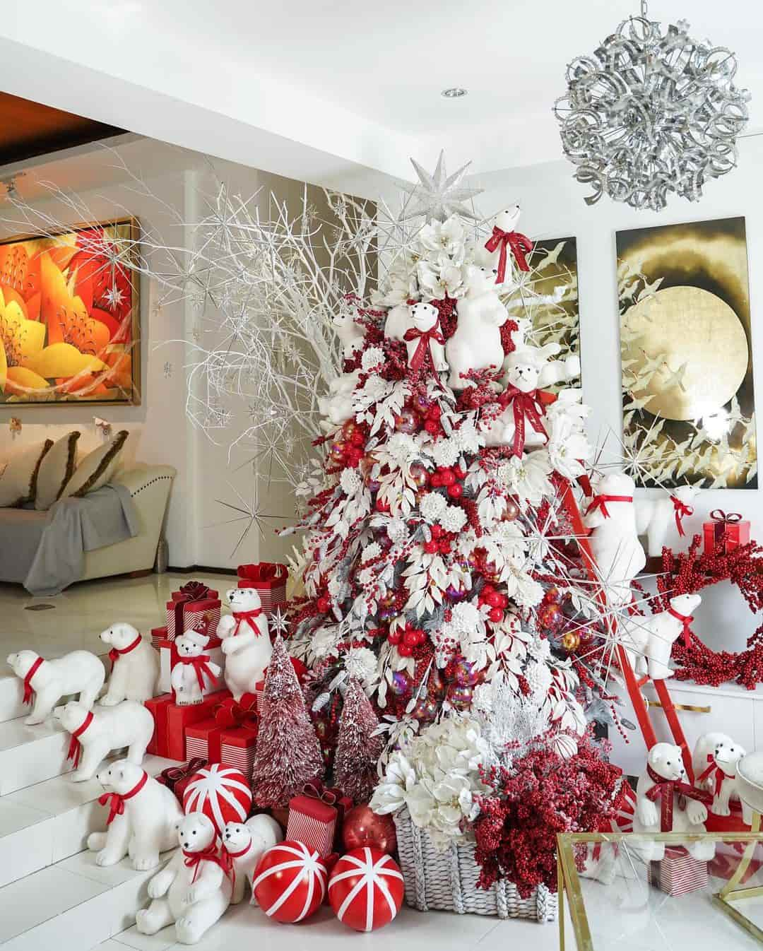 Kathryn Bernardo's 2020 Christmas tree
