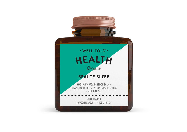 Well Told Health Beauty Sleep Supplement At Sigla Shop