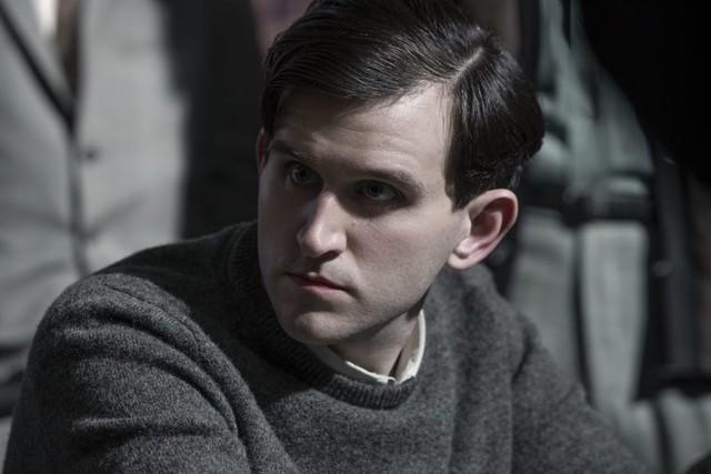 Harry Melling in The Queen's Gambit (2020)