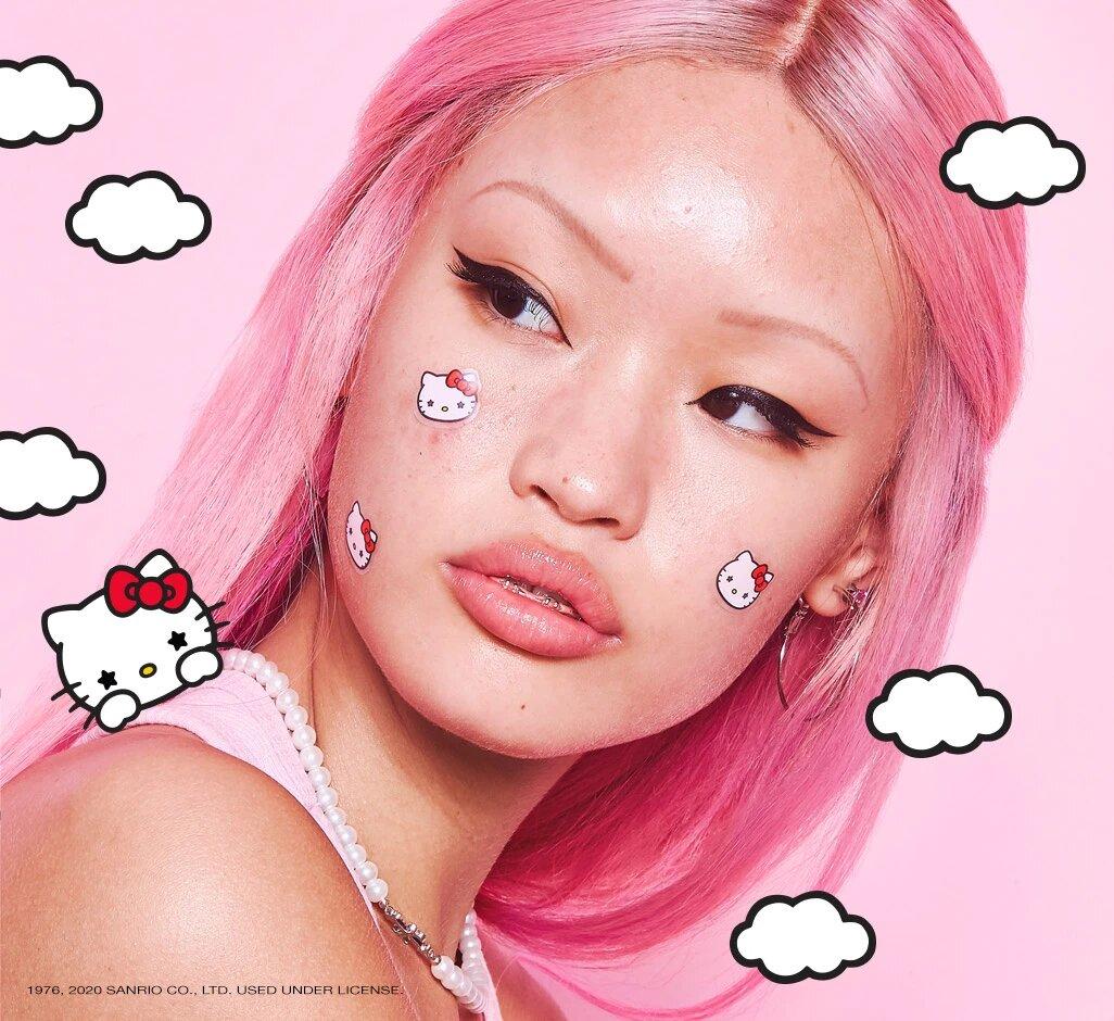 Starface x Sanrio Hello Kitty Hydro-Stars Pimple Patches