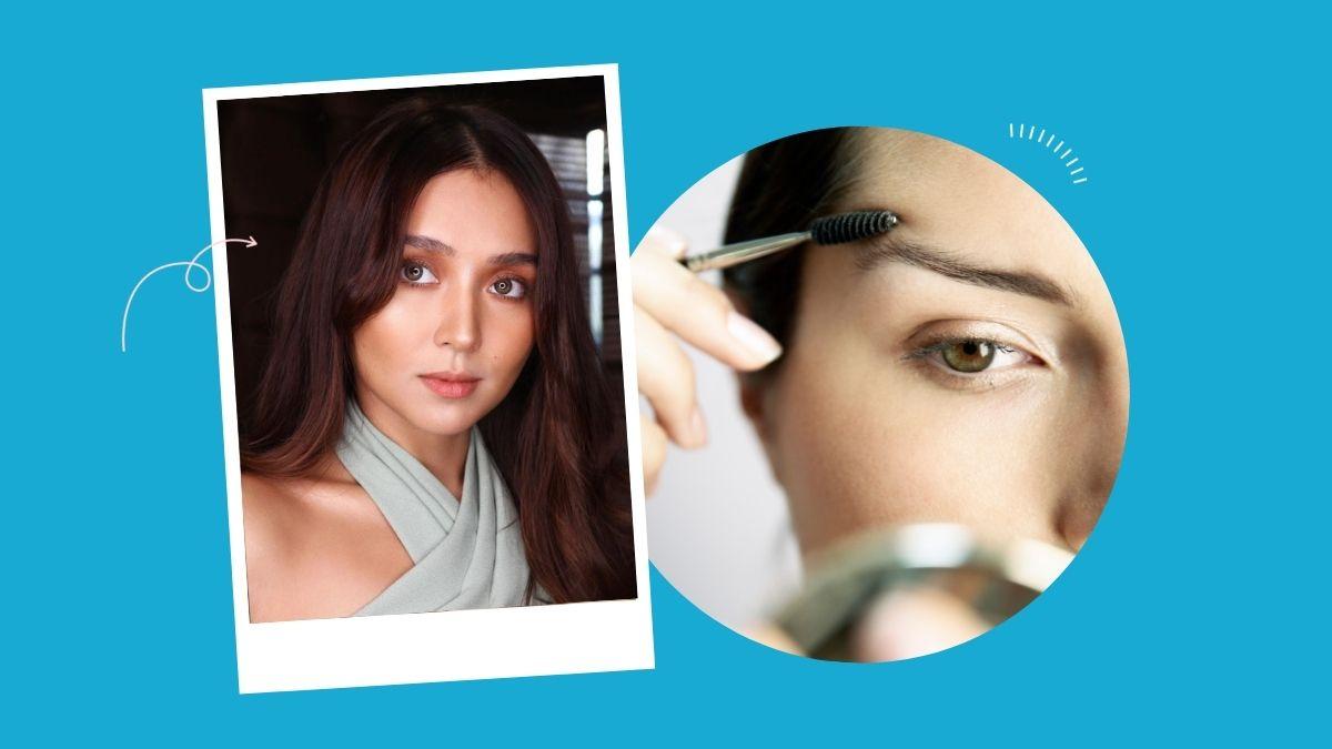 how to get bushy eyebrows
