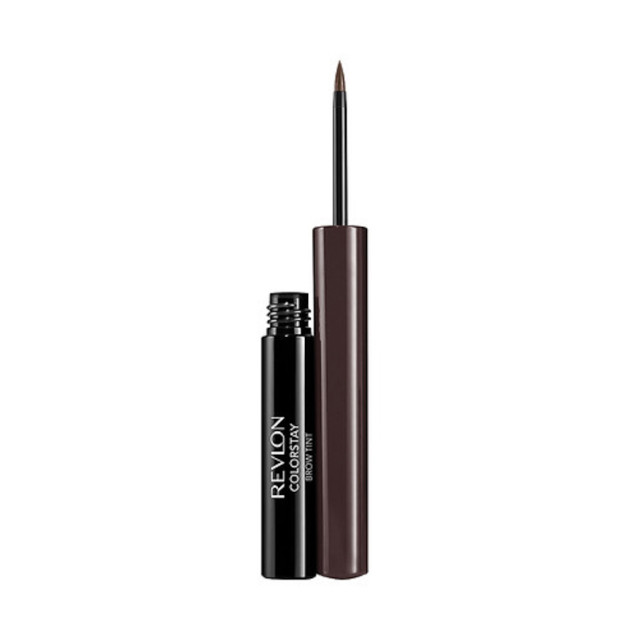 How to get bushy brows: Revlon ColorStay Brow Tint in Dark Brown