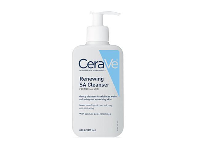 CeraVe Salicylic Acid Renewing Cleanser