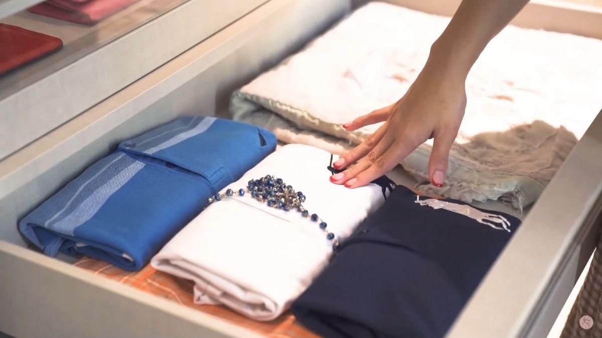 Julia Barretto closet tour: sentimental drawer