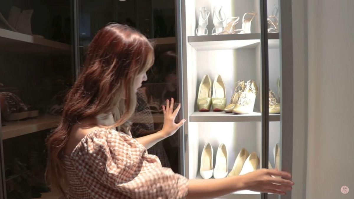 Julia Barretto closet tour: Christian Louboutin shoes