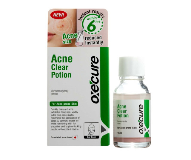 Oxecure Acne Clear Potion