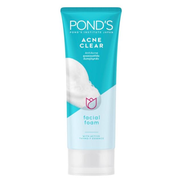 Pond's Acne Clear Anti-Acne Facial Foam