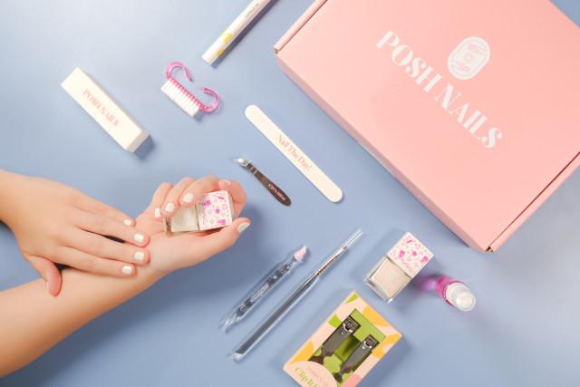 Posh Nails Nail the Day Kit