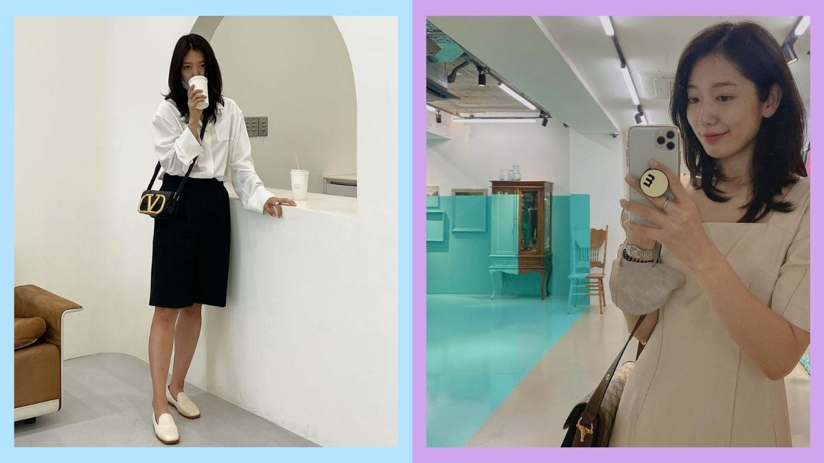 Park Shin Hye's outfits and bags and how much they cost