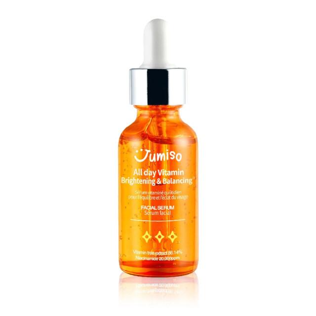 Best Face Serum: Jumiso All Day Vitamin Brightening & Balancing Facial Serum