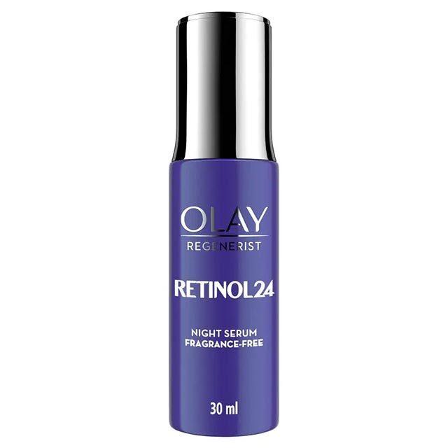 Best Face Serum: Olay Retinol 24 Serum