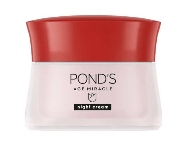 Pond's Age Miracle Retinol-C Night Moisturizer for Face