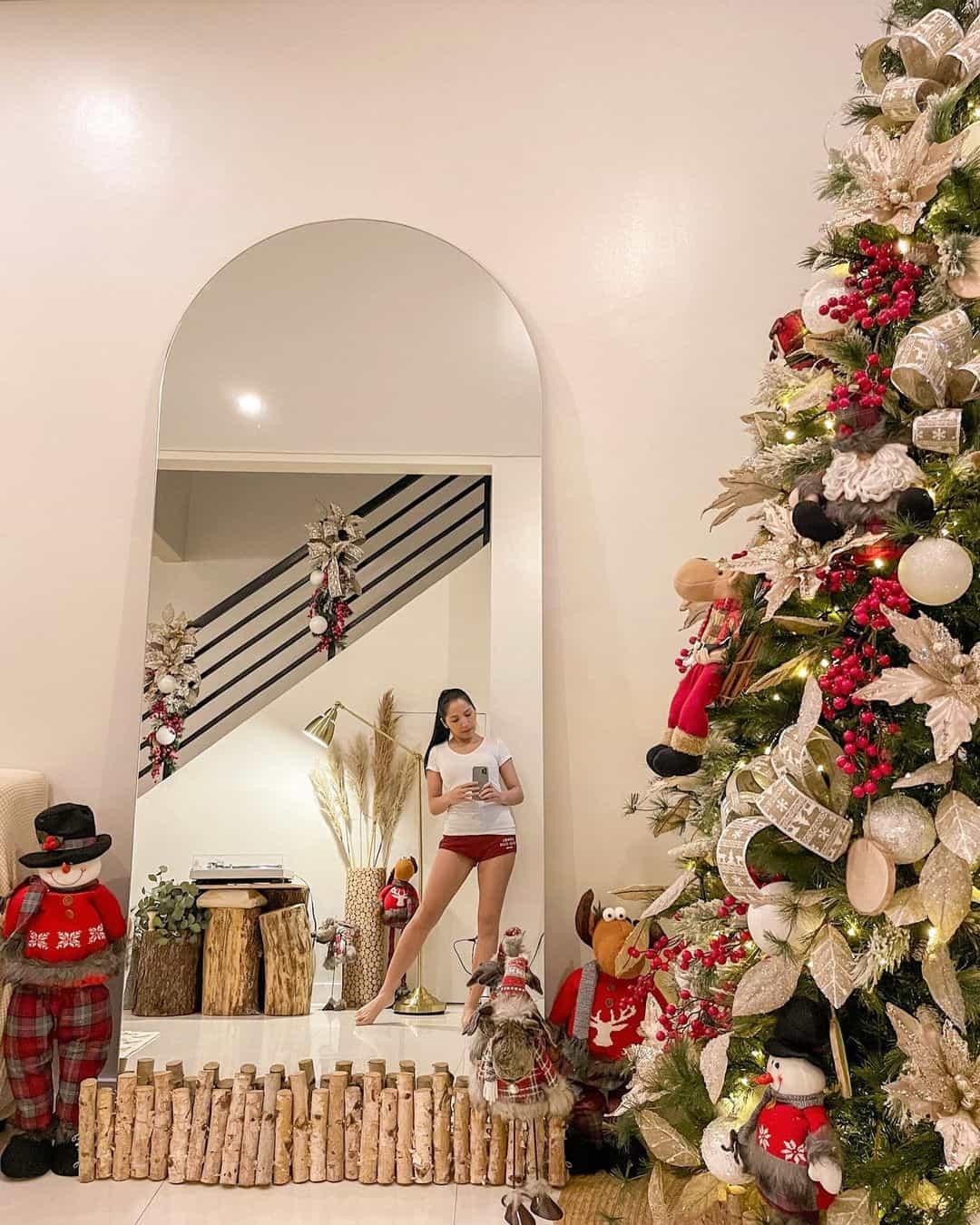 Dawn Chang's 2020 Christmas tree