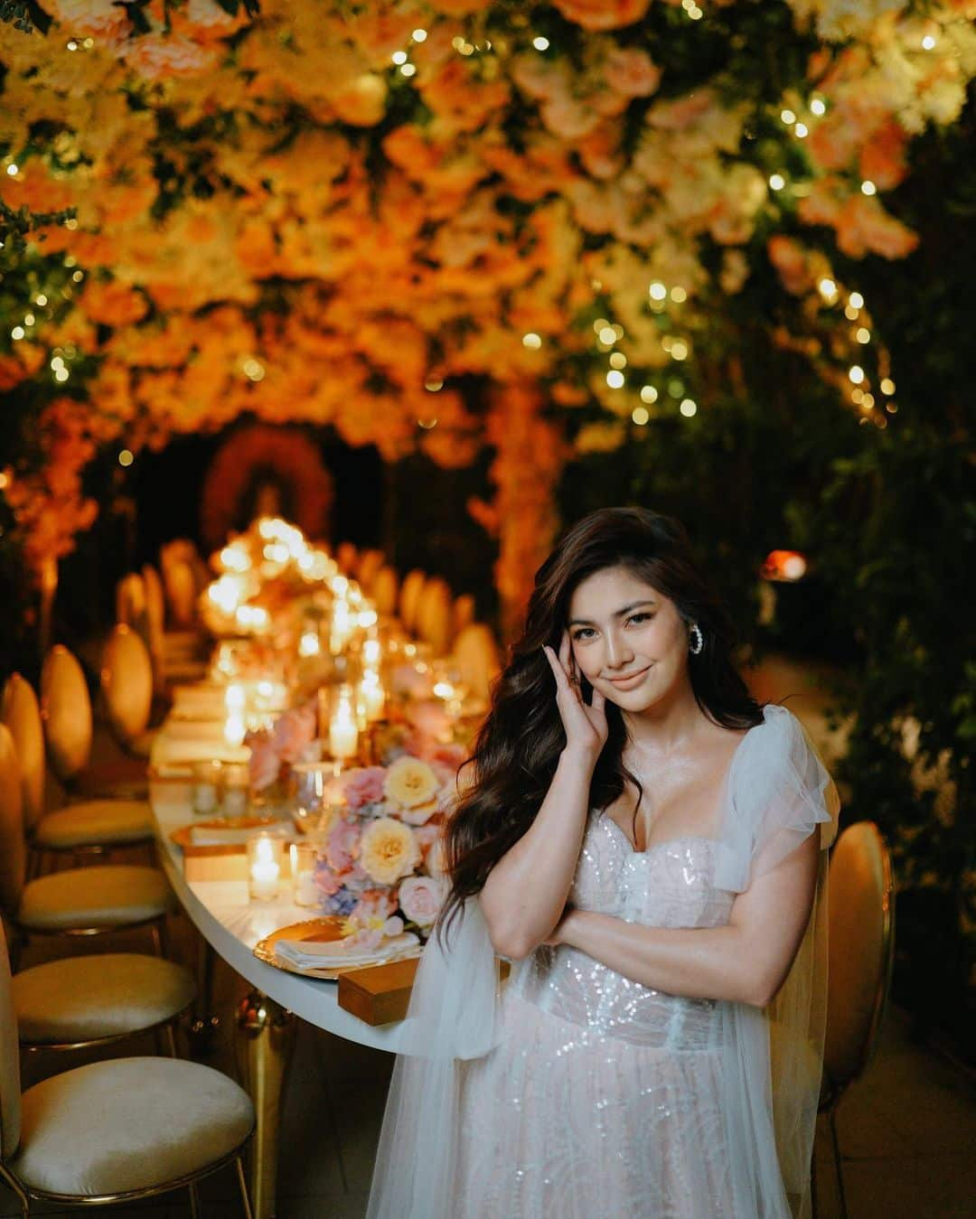 Jane de Leon's 22nd birthday dinner