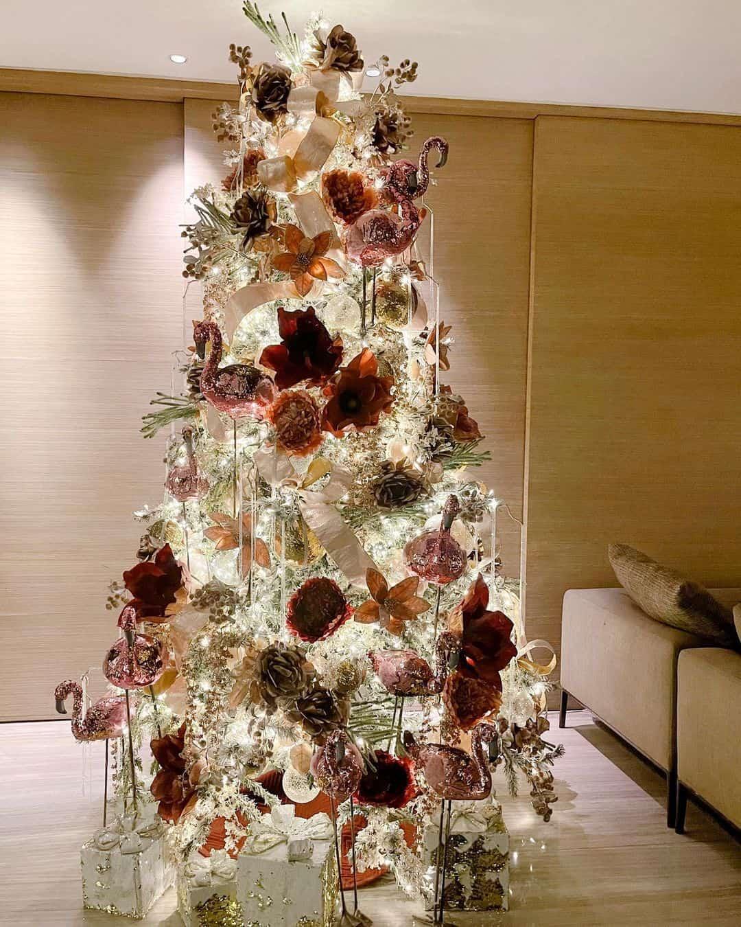 Jinkee Pacquiao's 2020 Christmas tree