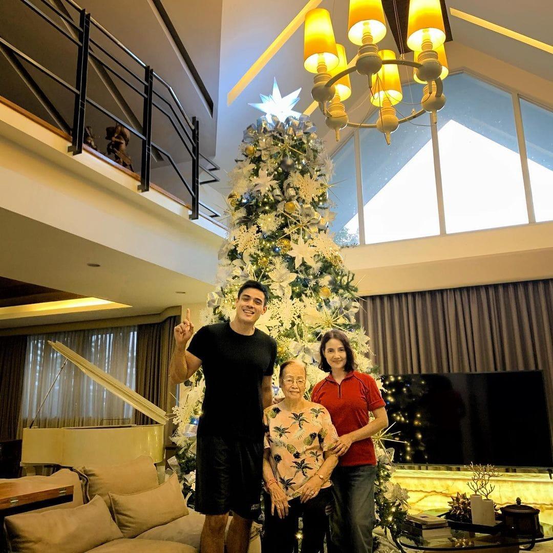 Xian Lim's 2020 Christmas tree