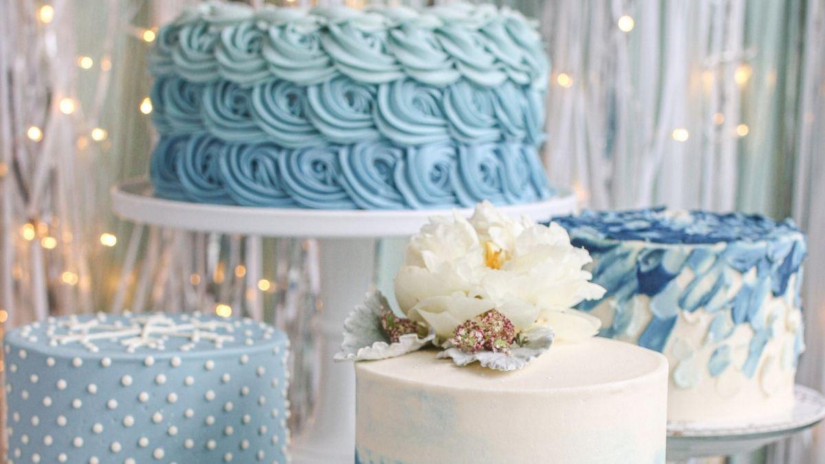 M Bakery - Winter Cakes