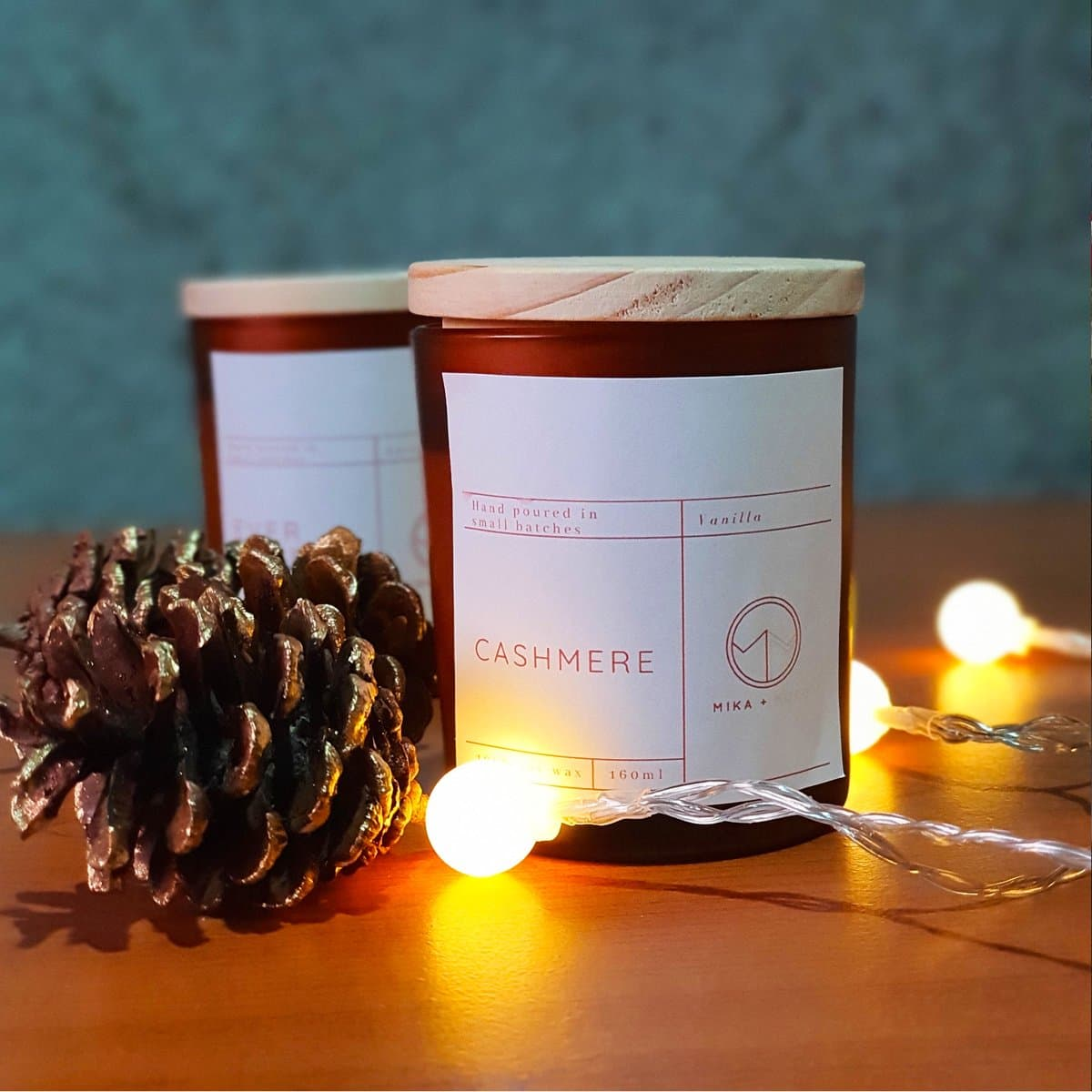 Frankie & Friends: soy candle