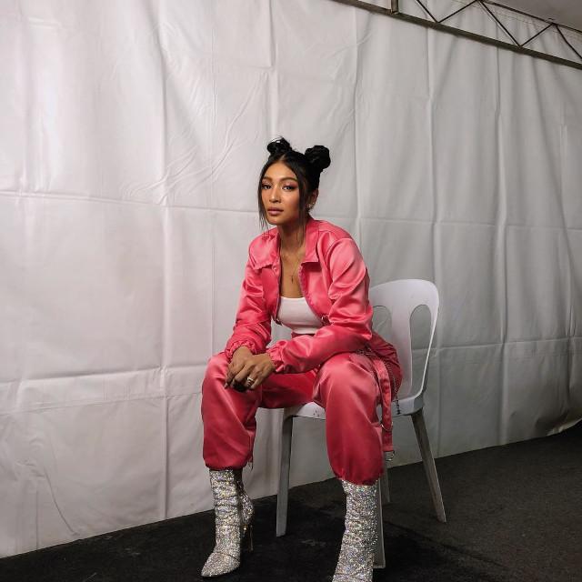 Nadine Lustre Style, Fashion: Boots