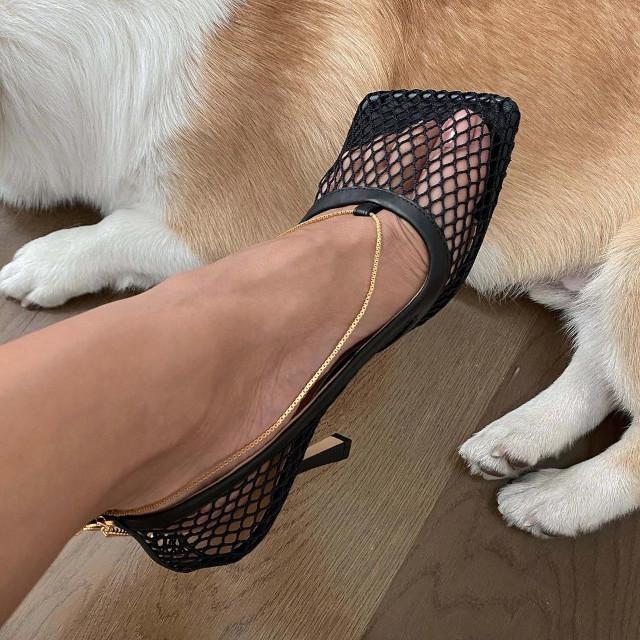 Nadine Lustre Style, Fashion: Minimalist sandals