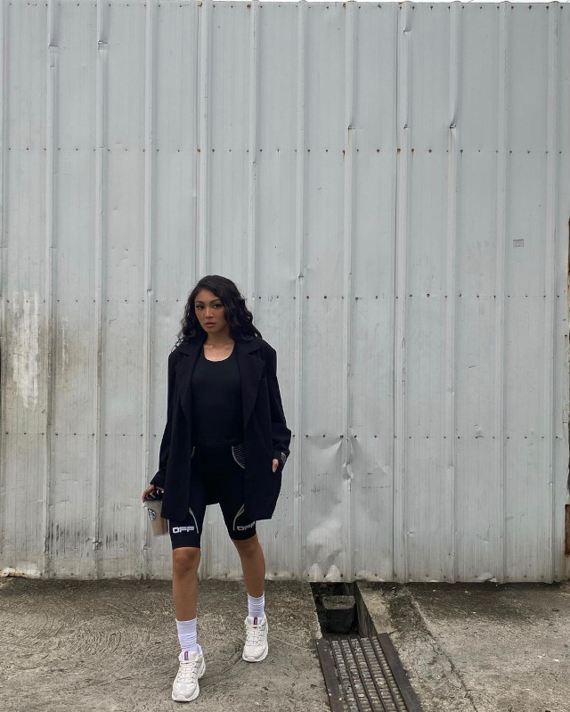 Nadine Lustre Style, Fashion: Sportswear