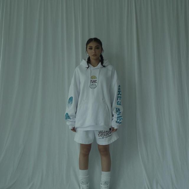 Nadine Lustre Style, Fashion: Sweats