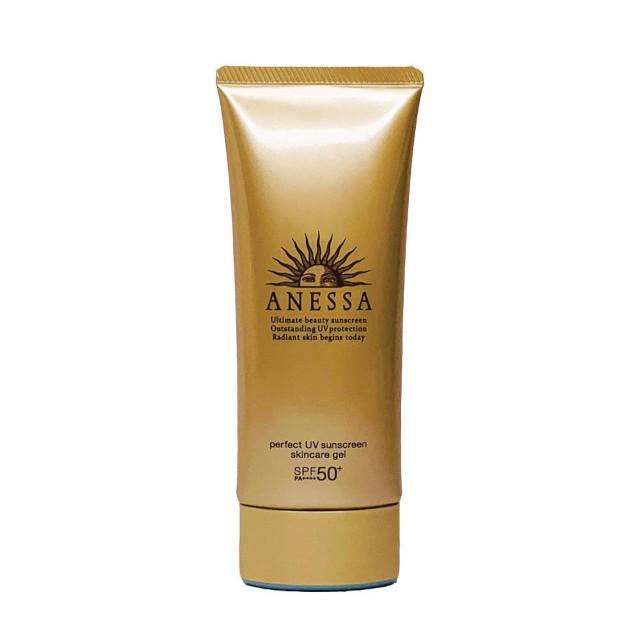 Anessa Perfect UV Sunscreen Skincare Gel SPF50 PA++++