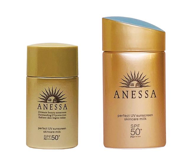 Anessa Perfect UV Sunscreen Skincare Milk SPF50 PA++++