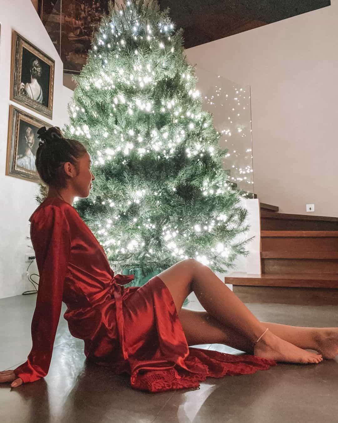 Julia Barretto's 2020 Christmas tree