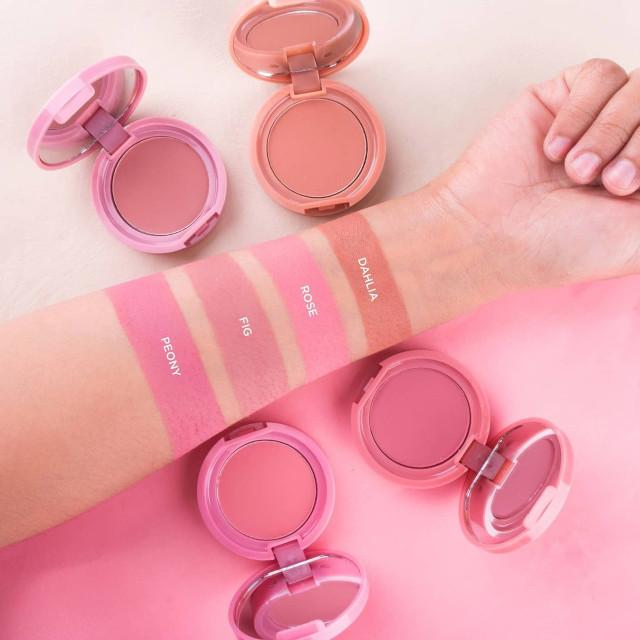 How to glow up: Wear blush; Ever Bilena Advance Bloom Blush