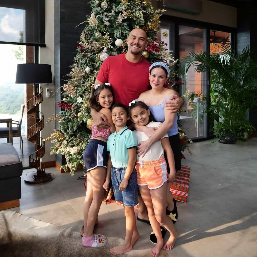 Team Kramer's 2020 Christmas tree