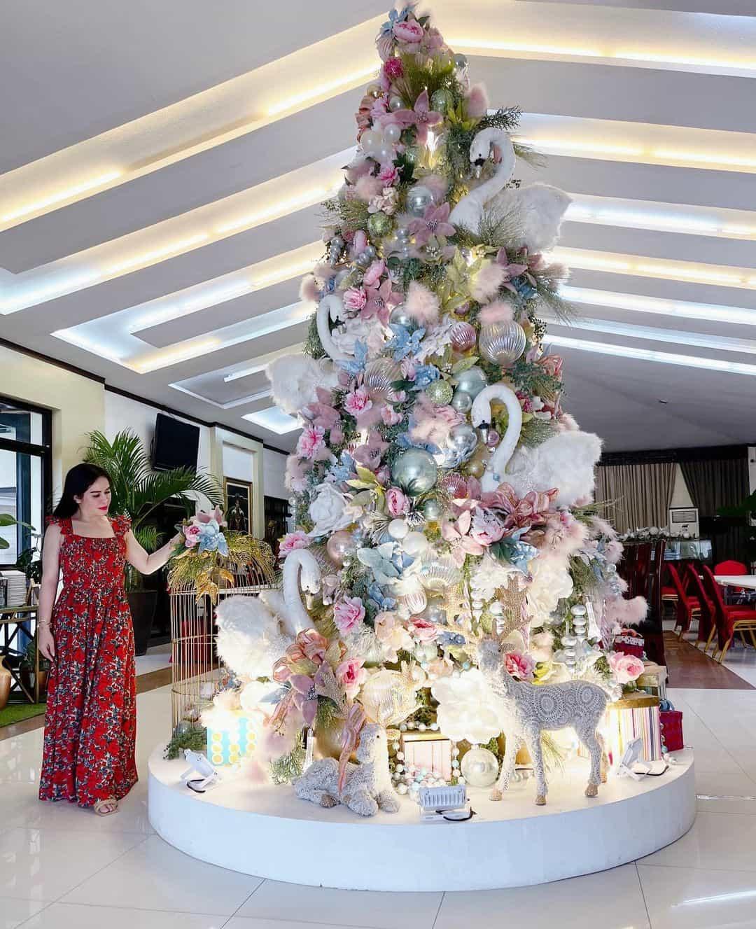 Jinkee Pacquiao's 2020 Christmas tree in General Santos