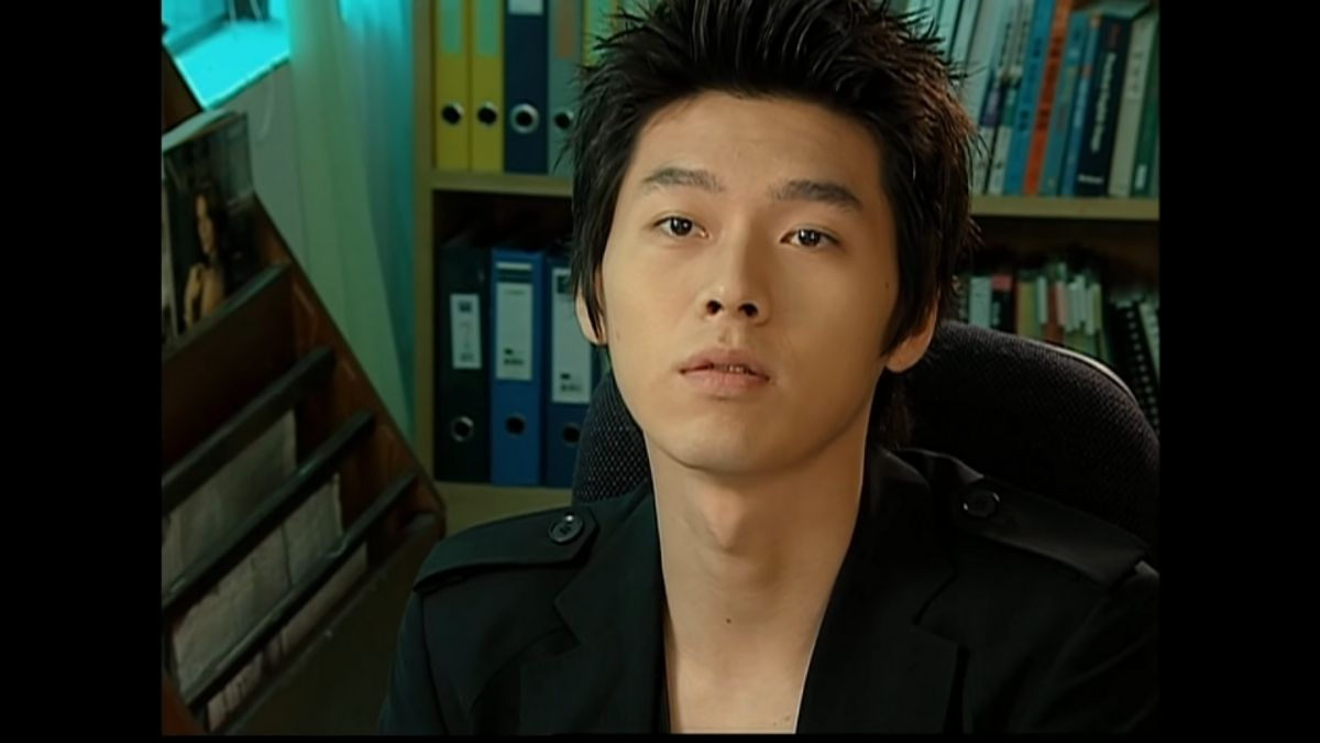 Korean actors and how they look like before and now