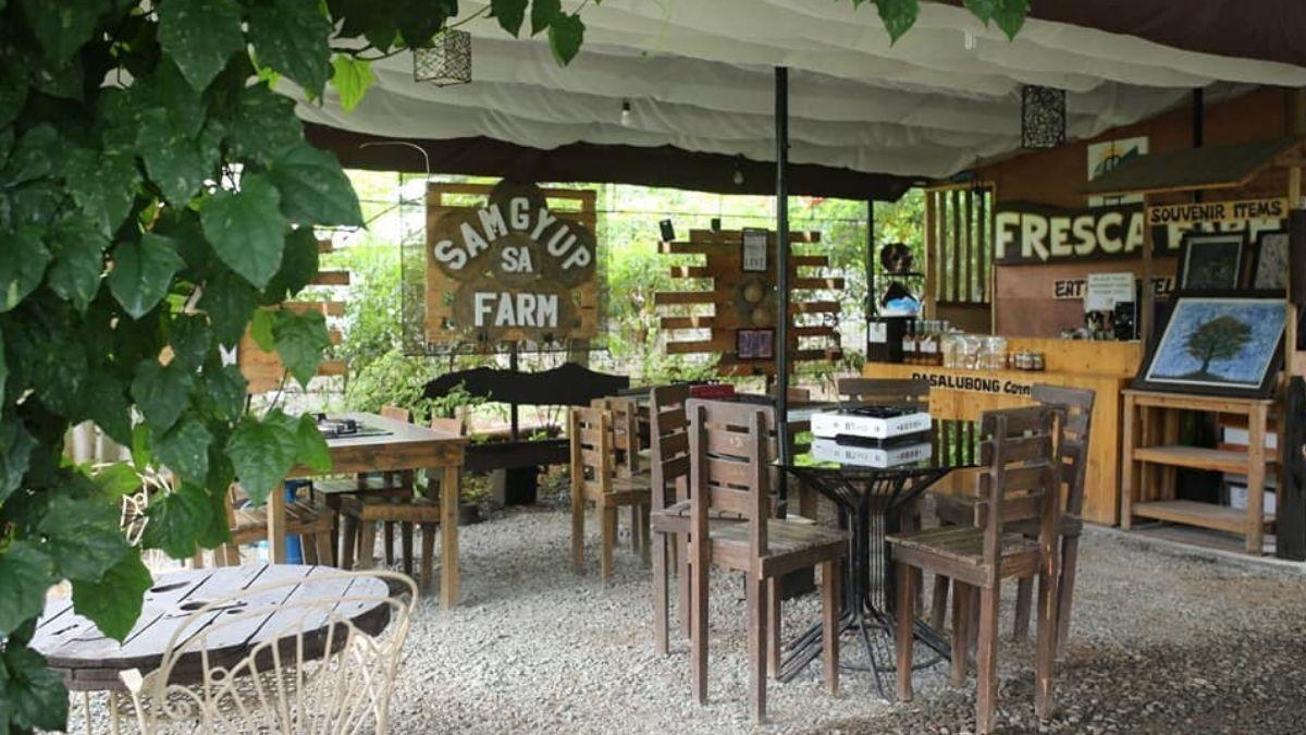 Samgyup Sa Farm in Cavite