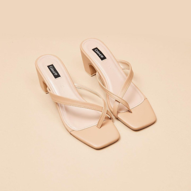 Colore Minimalist Sandals