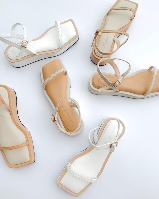 Tazanna Minimalist Sandals