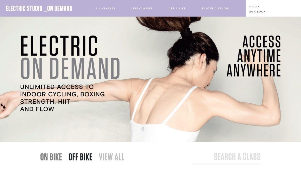 Electric Studio On Demand