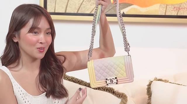 Kathryn Bernardo's Designer Bag Collection