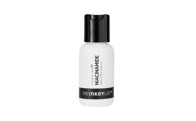 How to get rid of acne scars and marks: The Inkey List Niacinamide
