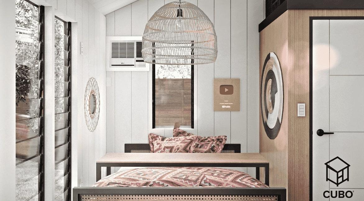 Bulacan Interior: Bedroom by CUBO Modular
